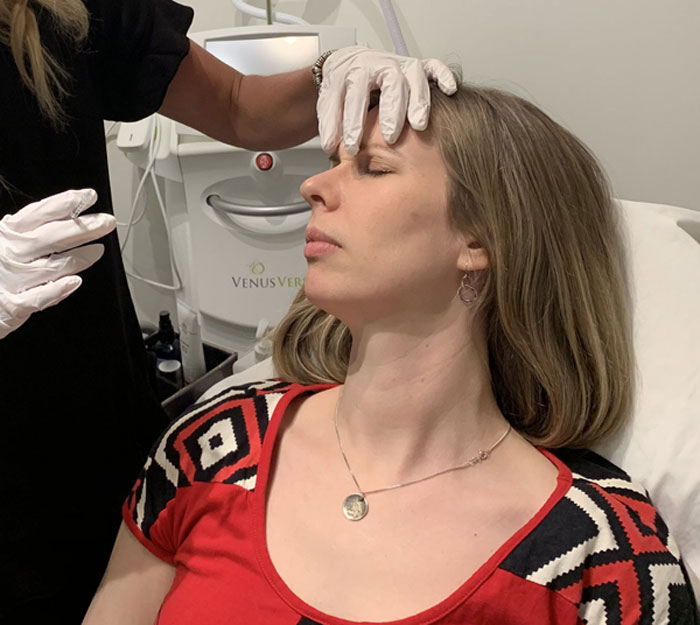 Flawless-Laser-Calgary-Client-Gets-Botox-and-Dysport-Cosmetic-Injections